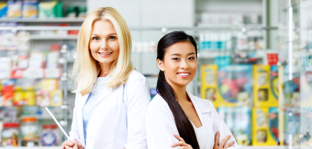 female pharmacists